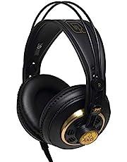AKG Pro Audio K240 Over-Ear, Semi-Open, Professional Studio Headphones Gold