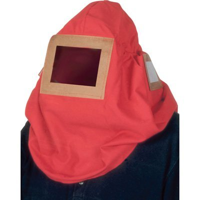 Northern Industrial Protective Abrasive Blasting Hood with Bump Cap