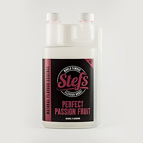 Stef's Perfect Passion Fruit - Natural Passion Fruit Essence 2.5L/85fl.oz by Stef Chef