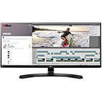LG 34UM88-P 34-Inch 21:9 UltraWide QHD IPS Monitor with Thunderbolt