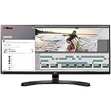 LG 34UM88-P 34-Inch 21:9 UltraWide QHD IPS Monitor with Thunderbolt