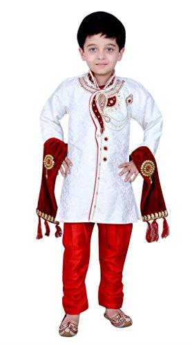 Kids dresses baby clothing boys wedding Sherwani style kurta Pyjama