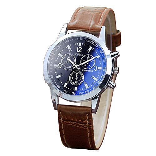 Modaworld Reloj Deportivo Hombre, Reloj análogo Cinturón Muñeca de Cuarzo Deportivo Relojes Mujer Originales Relojes de Moda: Amazon.es: Relojes