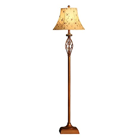 GJIF - Lámpara de pie Lámpara de pie Retro Iluminación ...
