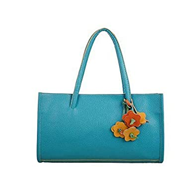 aaae2919a2 Amazon.com  Aelicy Famous Brand New Women Bags Female Handbags Shoulder Bag  Vintage Lady Big Handbag Soft Leather Tote Bags bolsa Color E  Shoes