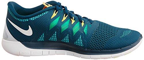Nike Free 5.0 - Zapatillas para hombre Nightshade/Green