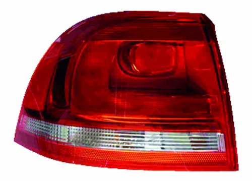 Valeo 44722 Driver Side Wing OE Tail Light Assembly