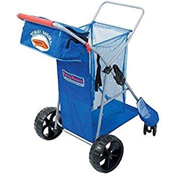 4 Wheel All Terrain Stroller - 2
