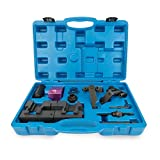 Variable Valve Timing Locking Tool Kit - Compatible With BMW M60, M62 Engines - VANOS Electromagnetic Valve Camshaft Alignment - Pin, Tensioner, Socket, Trestle, Fixture, Locking Tool & Springs