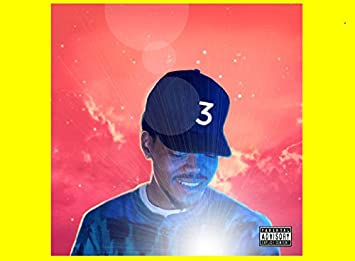 Coloring Book By Chance The Rapper Amazoncouk Music