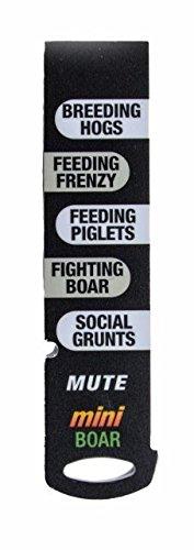 Wild Hog Calls (Extreme Dimension Wildlife Calls - Mini Phantom Sound Stick - Boar - EDMSS718E - Interchangeable Sound Stick - Hog Call)