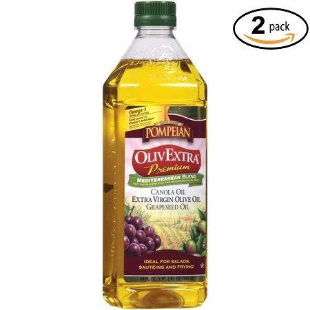 Pompeian OlivExtra Premium Mediterranean Blend 24 fl oz. (Pack of 2)