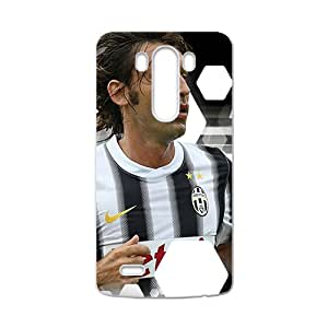 Five major European Football League Hight Quality Protective Case for LG G3