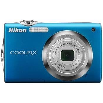 Amazon.com : Nikon Coolpix S3000 12 MP Digital Camera with