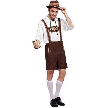 reputable site f1618 ac5b1 LCWORD Halloween-Kostüme Männer Oktoberfest Kostüm ...