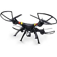 OOFAY Drones And Cameras HD Aerial Control Airplanes Headless Mode UAV Remote Control Quadcopter Aircraft Toys