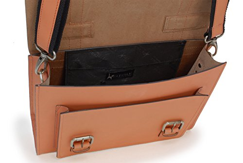 Collection Canterbury Coral Catwalk Satchel Catwalk Collection Leather wnqfaEx48
