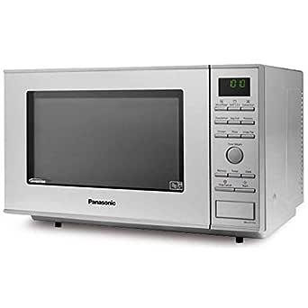 Horno combinado Panasonic NN CF 771 S microondas grill