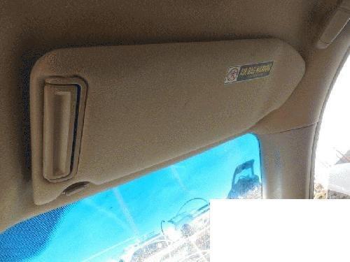Right Honda Genuine 83230-S9V-A11ZB Sun Visor Assembly