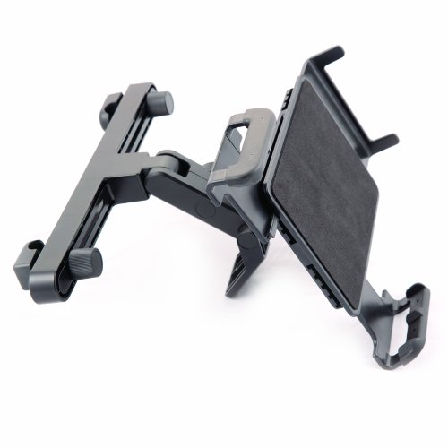 Rest Mounting - iSimple StrongHold Universal Headrest Mounting System for Tablets