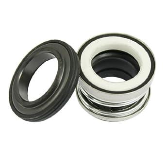Spring Coil Water Pump Mechanical Shaft Seal 19mm Inside Dia