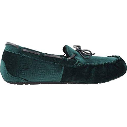 Zapatillas de estar por casa de hombre, color Verde , marca RUBY BROWN, modelo Zapatillas De Estar Por Casa De Hombre RUBY BROWN JOHN Verde Verde