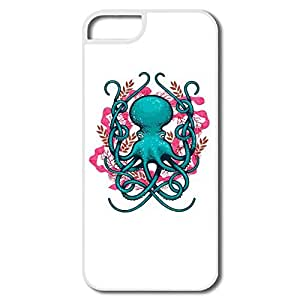 Keke Personalize Funny Shell Octupus And Coral For IPhone 5/5s