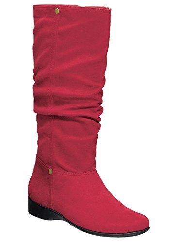 Amerimark Femme Adulte Adina Boot Rouge