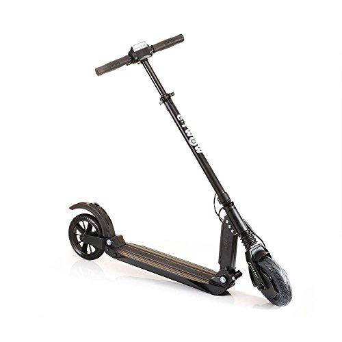 E-Twow Booster Scooter, Black, 33V/6.5 Amp