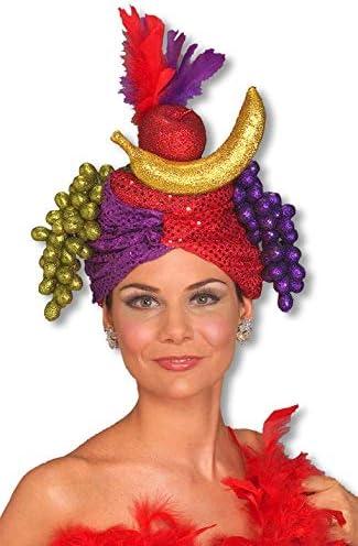 Horror-Shop sombrero de Carmen Miranda: Amazon.es: Juguetes y juegos