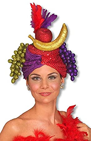 39aef4d99ff Carmen Miranda hat  Amazon.co.uk  Toys   Games