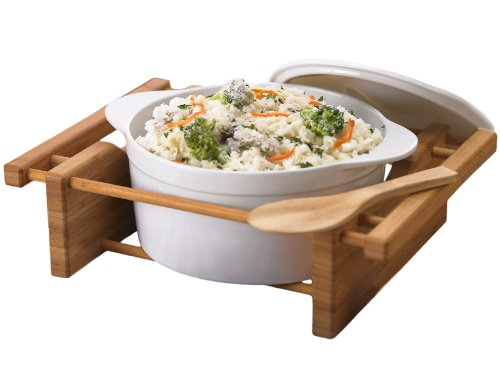 Creative Home 73459 2.5-Quart Grand Buffet Covered Casserole (Covered Buffet Casserole)