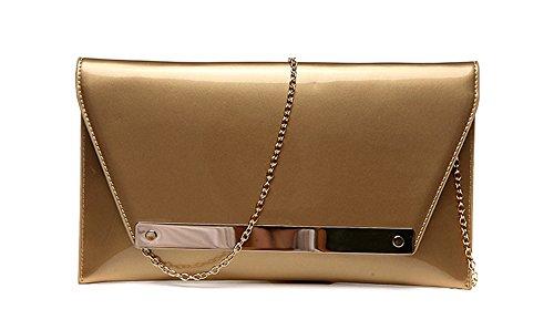 Fashion Korean Envelope Bag Evening Bag Hand Blue Color Bag Hand Red Packet Bag SFwIqZI