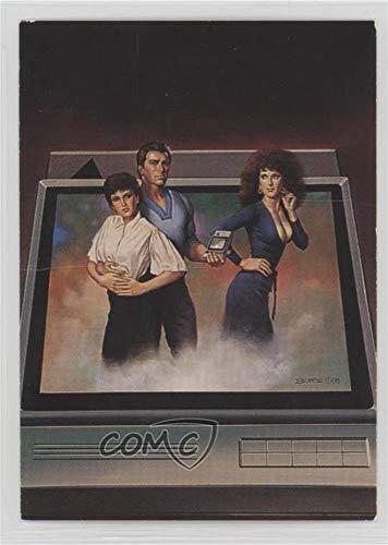 (Hologram (Trading Card) 1994 Comic Images Boris 4: Magnificent Myths - [Base] #39)