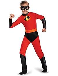 Disney The Incredibles Dash Classic Boys Costume, Small/4-6