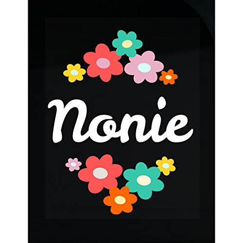 ith The Name Nonie - Transparent Sticker ()