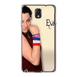 JasonPelletier Samsung Galaxy Note3 Durable Cell-phone Hard Covers Provide Private Custom Colorful Evanescence Band Image [frU16777jIuq]