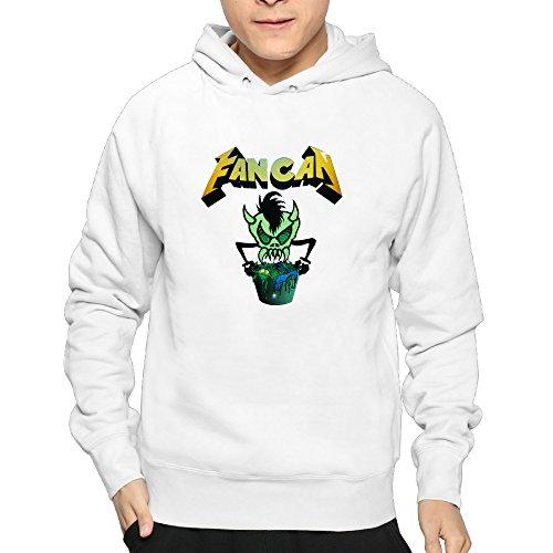 Ride Embroidered Sweatshirt - Men's Fan Can Album Metallica Hoodies Fitted
