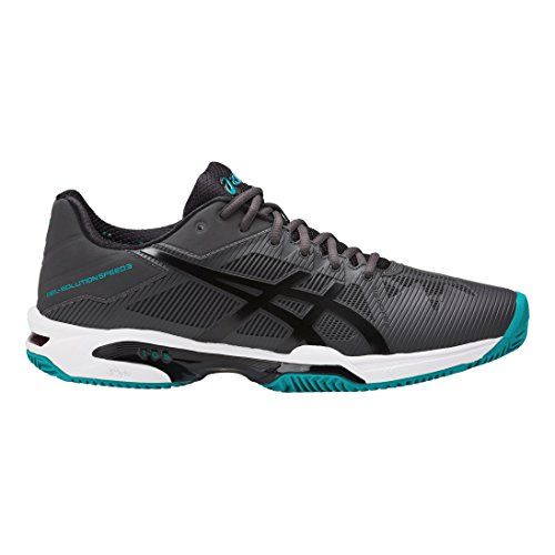 Asics Gel Solution-Speed 3 CLAY - Scarpe Uomo Tennis - Men's Tennis Shoes (EU 44)