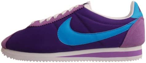 Nike Classic Cortez Nylon Purple Blue