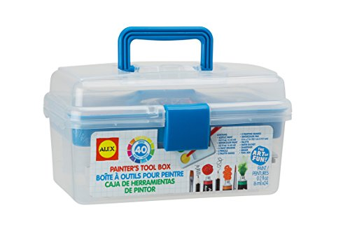 ALEX Toys Artist Studio Painters Tool Box