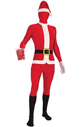 Santa Skin Suit (Santa Skin Suit Adult Costume (Extra Large-48))