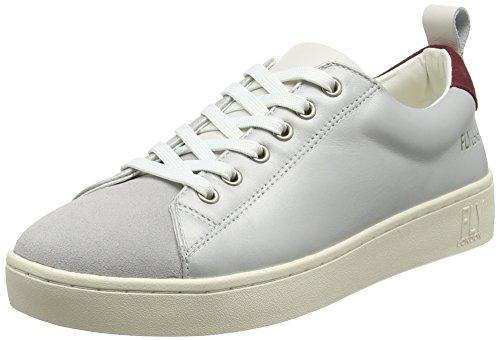 Top Maco833fly Grau Womens Grau Sneakers Low 003 Fly London Silber qwcgIEBRn