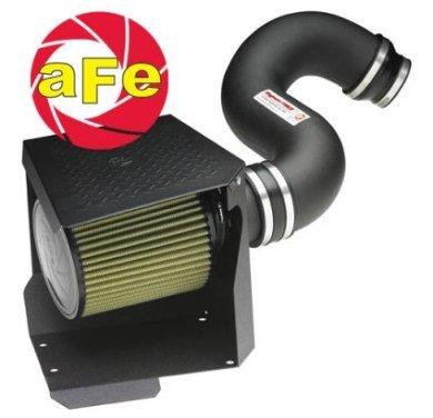 aFe Stage 2 Cold Air Intake Pro-Guard 7 GMC Sierra 1500 HD 6.6L V8 04-05