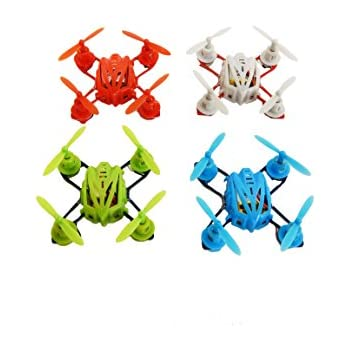 EZ Fly RC Flipside Nano Quadcopter Ready to Fly, Assorted Colors, Colors May Vary