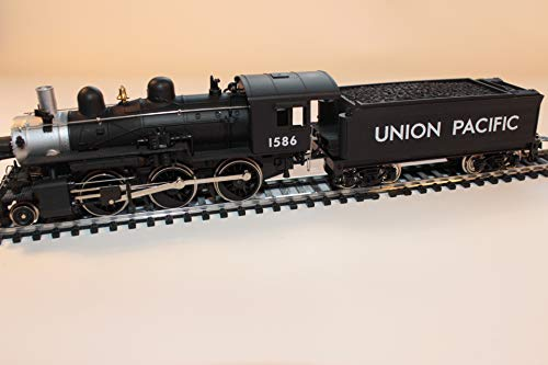 Mehano Trains, LOCO MOGUL (2-6-0) 1586 UNION PACIFIC-EU/DCC READY, H0 scale -  29804