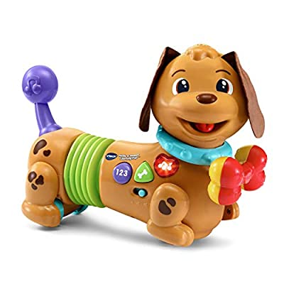 VTech Rattle & Waggle Learning Pup: Toys & Games
