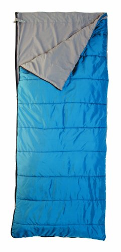 Kelty Celestial 55 Degree Rectangular Synthetic Sleeping Bag, Outdoor Stuffs