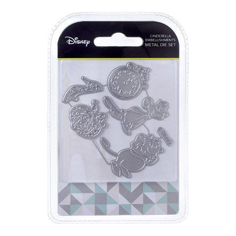Character World Disney Cinderella Embellishments Die Set