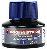 edding 4-BTK25003 Refill Service Board Marker - Blue